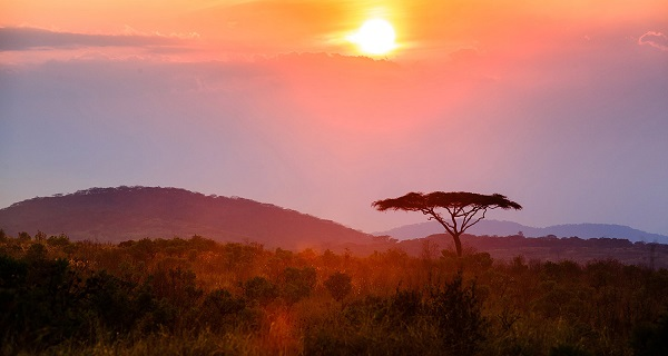 sunsets-africa